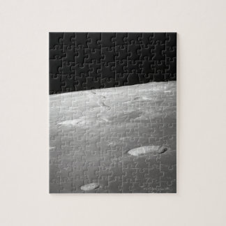 Moon Surface and Horizon 2 Jigsaw Puzzle