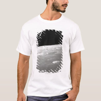 Moon Surface and Horizon 2 T-Shirt