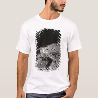 Moon Surface and Horizon T-Shirt