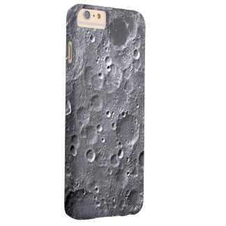 Moon surface barely there iPhone 6 plus case