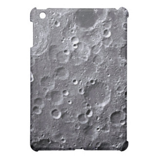 Moon surface iPad mini cases