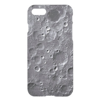 Moon surface iPhone 7 case