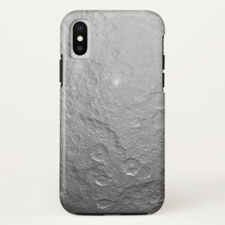 Moon Surface Texture iPhone X case