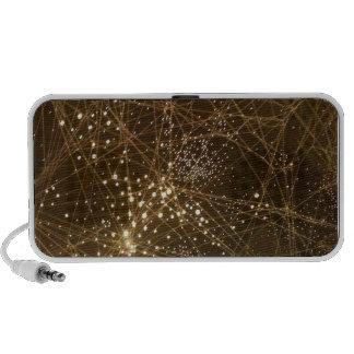 Moonbeam Stardust Sparkle Mp3 Speakers