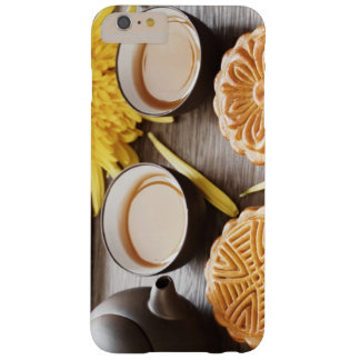 Mooncake and tea,Chinese mid autumn festival Barely There iPhone 6 Plus Case