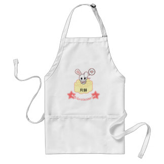 Mooncake the Bunny Apron (more styles)