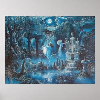 """""""Moonchild II"""" Poster"""