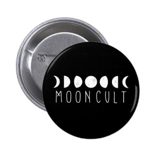 MoonCult 2 inch Button