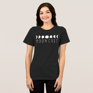 MoonCult Phases Relaxed Fit Jersey T-Shirt