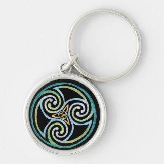 MoonDogs Key Ring