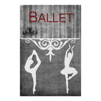 .::MoonDreams::. Ballet Series 1 Poster