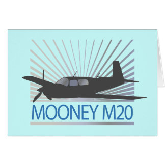 Mooney M20 Aviation Cards