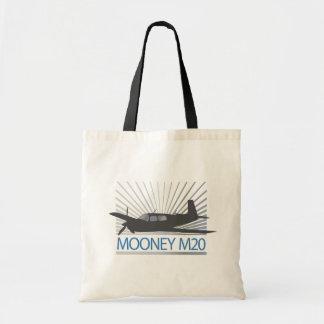 Mooney M20 Aviation Tote Bag