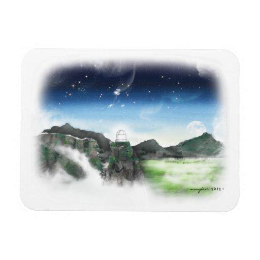 Moonfair 2012 website magnet