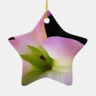 Moonflower Bloomaing Christmas Ornaments