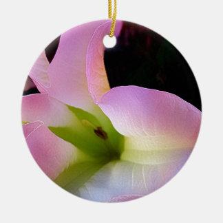 Moonflower Bloomaing Christmas Tree Ornaments
