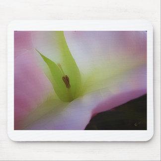 Moonflower Pink Mousepad