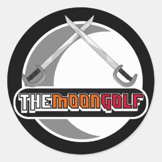 MoonGolf - Cross Swords Sticker Pack