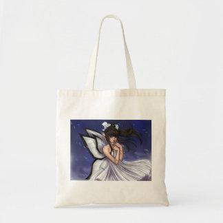 moonless waltz budget tote bag
