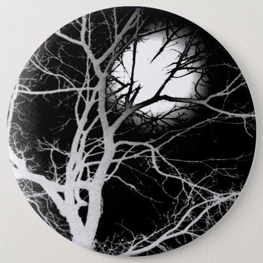 Moonlight 6 Cm Round Badge
