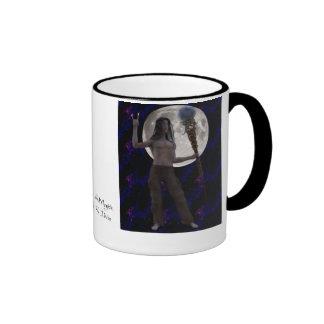 Moonlight and Magick Ringer Mug