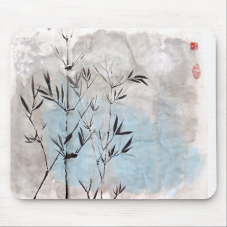 Moonlight Bamboo Mouse Mat