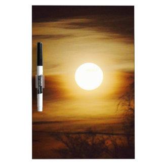 Moonlight Dry-Erase Board