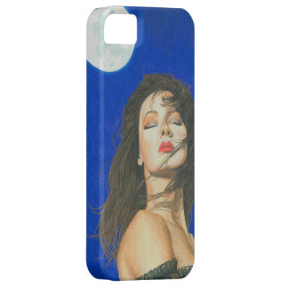 """Moonlight Gypsy"" Fantasy Iphone Five Case iPhone 5 Cases"