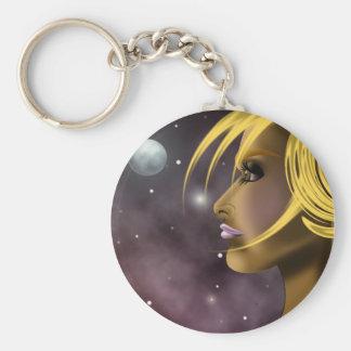 Moonlight Key Chains