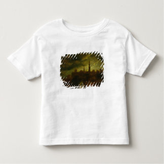 Moonlight Landscape Toddler T-Shirt