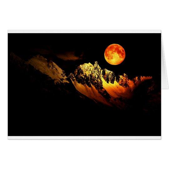 Moonlight Madness Card