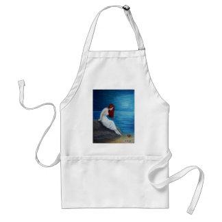 moonlight maiden apron