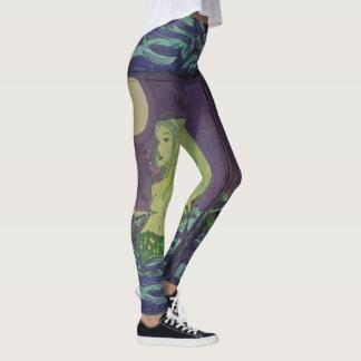 Moonlight Mermaid Leggings