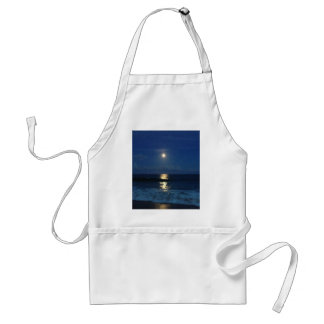 MOONLIGHT on the BEACH Adult Apron
