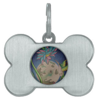 Moonlight Passion Pet Tag