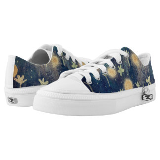 Moonlight Printed Shoes
