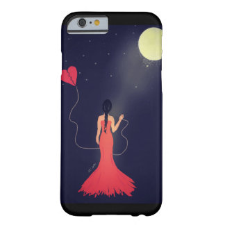 Moonlight Sadness Barely There iPhone 6 Case