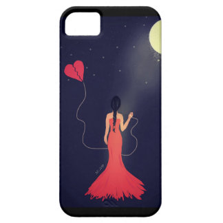 Moonlight Sadness iPhone 5 Case