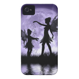 Moonlight Sihouettes iPhone 4 Covers