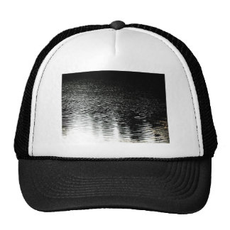 Moonlight sparkle mesh hats