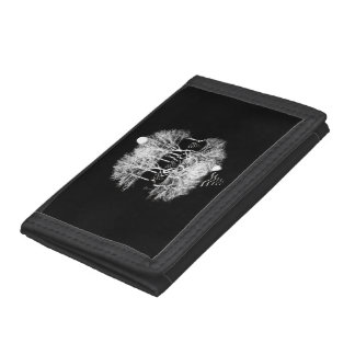 Moonlight Tri-fold Wallets