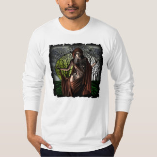 Moonlight Vamp - American Apparel Long Sleeve T-Shirt