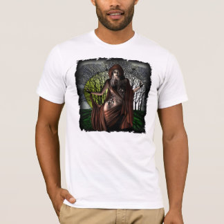 Moonlight Vamp -  Basic American Apparel T-Shirt
