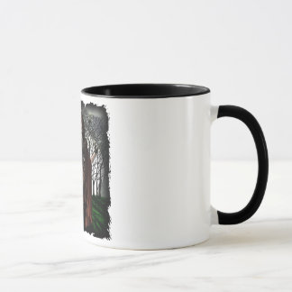 Moonlight Vamp - Ringer Mug