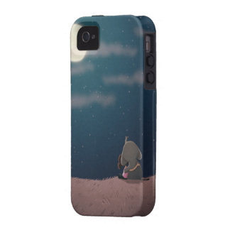 Moonlight Vibe iPhone 4 Cases