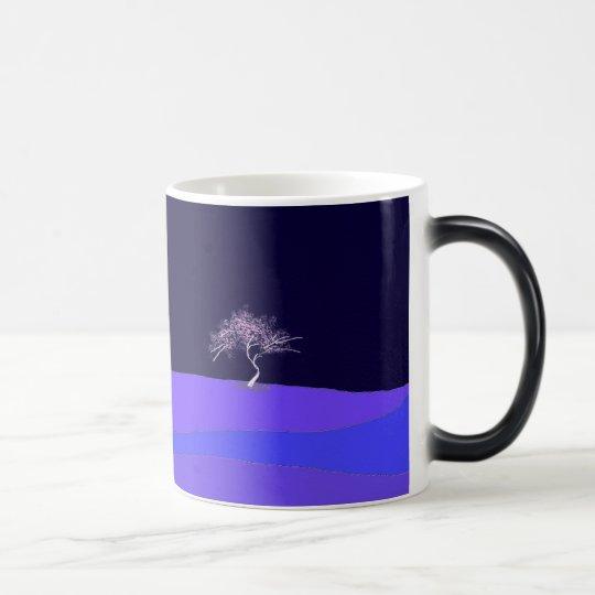 Moonlit Landscape Magic Mug