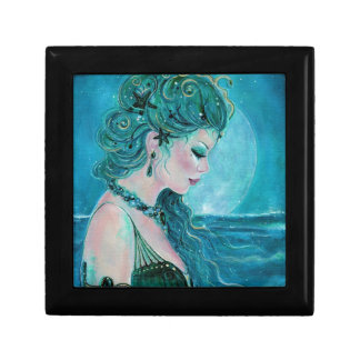 Moonlit mermaid by Renee L Lavoie Gift Box