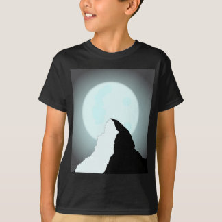 Moonlit Mountain T-Shirt
