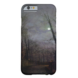 Moonlit Street Scene, 1882 (oil on canvas) 2 Barely There iPhone 6 Case