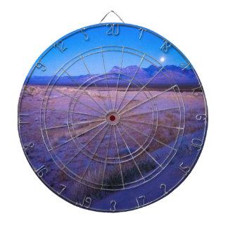 Moonrise in the Mojave Dart Boards